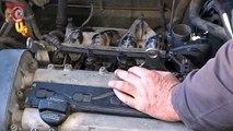 حساس ضغط الزيت المحرك جولف تنضيف فراشة وتبديل حساس الزيت جولف 4