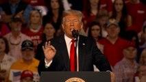Midterms: Trump et Obama se disputent la relance de l'économie américaine