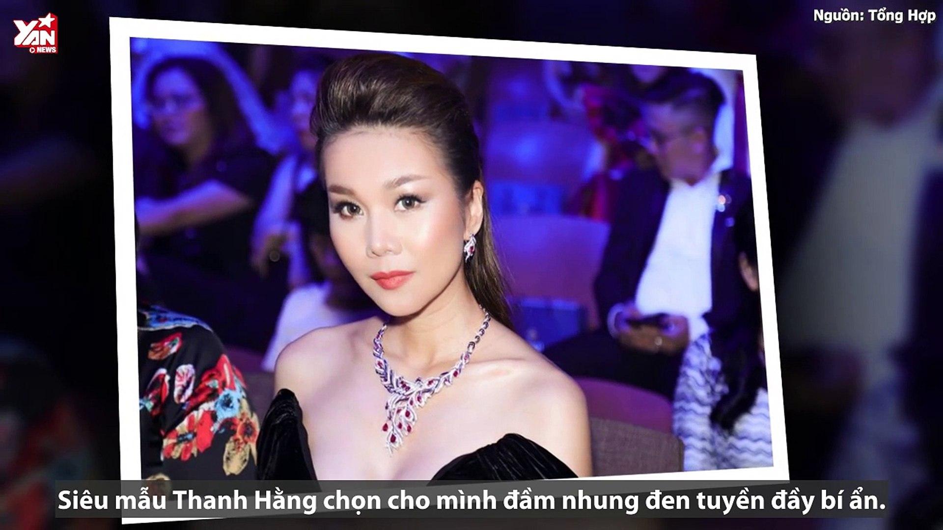 Fashion Police: Hồ Ngọc Hà và Minh Hằng đụng hàng sắc trắng nhưng đẳng cấp chênh lệch