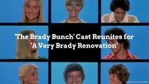 The Brady Bunch Reunite For HGTV