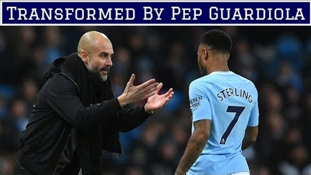 7 Players Transformed By Pep Guardiola