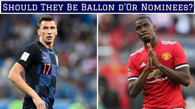 7 Players Who Didn't Deserve To Be Nominated For The 2018 Ballon d'Or