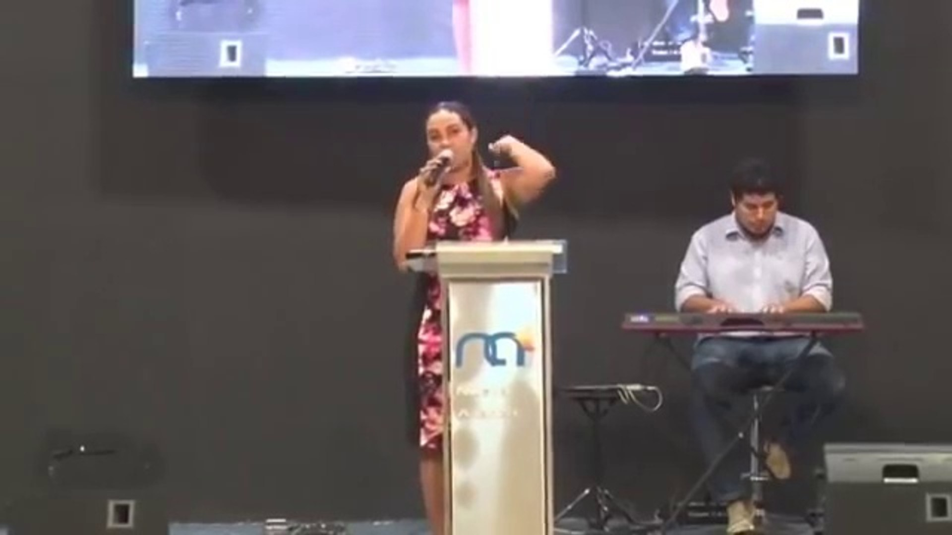 El resultado de fe y vision es la victoria - Glaucia Oliveira (Esposa de Ronny Oliveira)