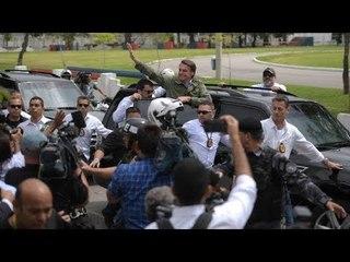 Segurança máxima para Bolsonaro em Brasília, nesta terça 06 de novembro