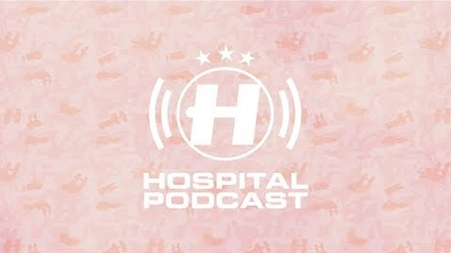 Hospital Podcast 379 with London Elektricity & Mitekiss
