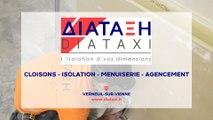 Diataxi, cloisons, isolation, menuiserie, faux-plafonds et agencement à Verneuil-sur-Vienne