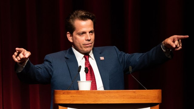 Scaramucci: Trump's Playing to His Base With Immigration Rhetoric