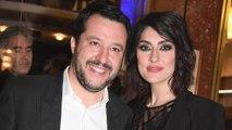 Girlfriend Of Italian Deputy PM Salvini Says Goodbye With Bedside Selfie