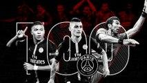 100e en Champions League pour Paris !