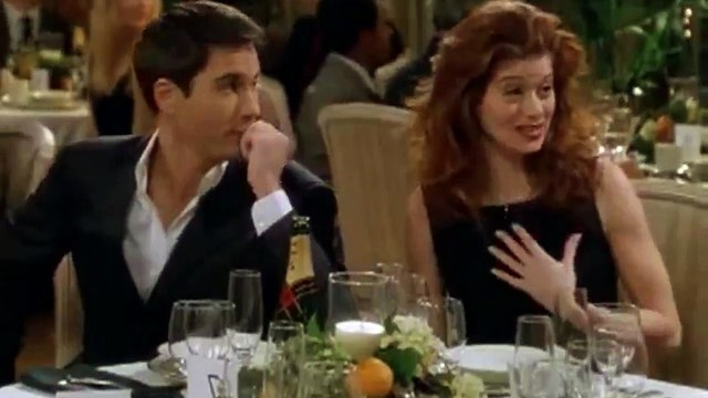 Will & Grace S04E14 - Grace In The Hole