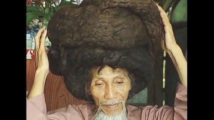 World's Longest Hair