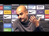 Manchester City 6-1 Southampton - Pep Guardiola Full Post Match Press Conference - Premier League