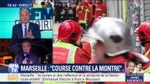 """Immeubles effondrés: """"Je suis certain que d'autres immeubles finiront par s'écrouler"""", Stéphane Ravier"""