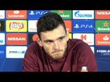 Andy Robertson Full Pre-Match Press Conference - Red Star Belgrade v Liverpool - Champions League