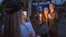 Rapper Mac Miller's Death Ruled Accidental cocaine, Fentanyl Overdose