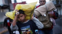 Migrant Caravan Takes A Break In Mexico City, U.S. Hostility Deters Some From Going Forward