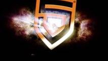 PENTA Sports Gaming Chair - EPIC Gaming Stuhl PENTA Sports Edition schwarz orange