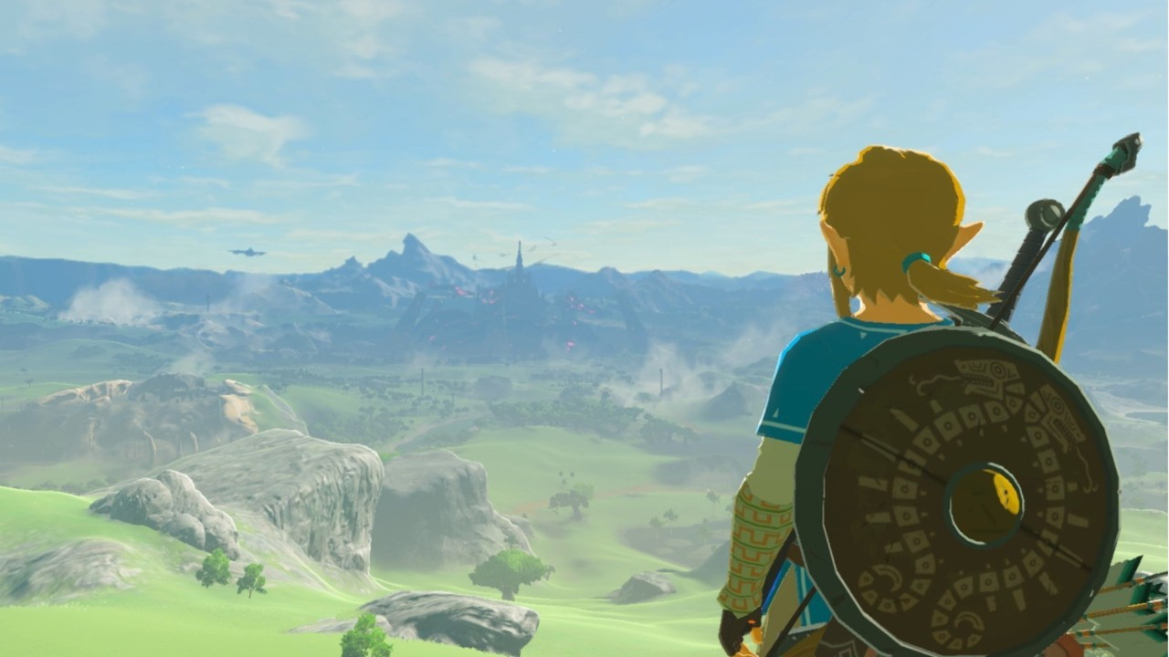 Nintendo Posts Job Listings For New 'Legend of Zelda' Project