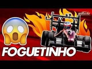 Baratinha Universitária: Rubinho acelera o Fórmula SAE da Mauá na Volta Rápida #157   Acelerados
