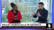 Higher Heights Co-Founder Weighs in on Racist Robocalls Targeting Georgia Gubernatorial Candidate Stacey Abrams