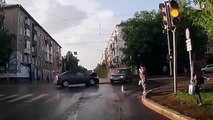 Roads  Cars & Idiots Ep. 25 - CAR CRASHES - Russian Traffic -Crash Compilation