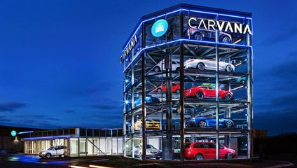 Car Vending Machines Are Here!