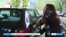 Carburants : la contre-attaque des supermarchés