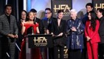 Success of Diversity-Rich Films Celebrated at the Hollywood Film Awards | THR News