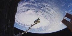 La NASA publica el primer vídeo a resolución 8K rodado en el espacio