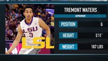 #5 College Basketball Player: LSU G Tremont Waters