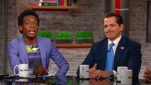 "In honor of @Scaramucci's phone call that got him fired from the White House, he's the winner of our ""You Mucked It Up Award!"" #DontDoItAwards #PageSixTV"