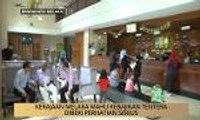 AWANI - Melaka: Kerajaan Melaka mahu kebajikan tentera diberi perhatian serius