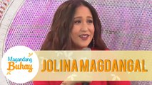 Magandang Buhay: Jolina receives message from her family