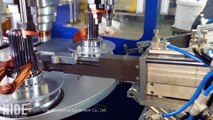 Automatic Motor Stator Winding and Inserting Machine-Motor Stator  Manufacturing