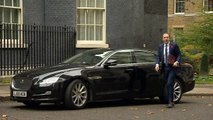 Cabinet ministers arrive at Downing Street
