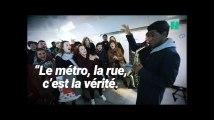On a passé la soirée avec Dora, le groupe qui enflamme le métro de Paris