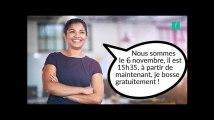 Depuis mardi 6 novembre 15h35, les femmes travaillent gratuitement