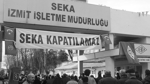 Türkiye'nin yok olan değeri: SEKA
