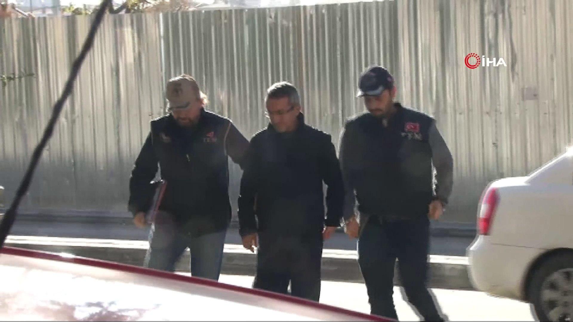 HSK tarafından meslekten ihraç edilen ve Ankara TEM Şube ekiplerince gözaltına alınan eski savcı Fer