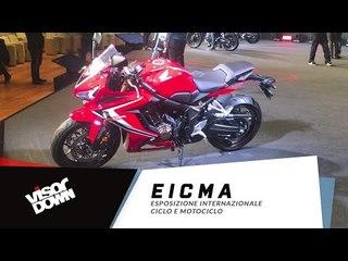 EICMA 2018 - Honda