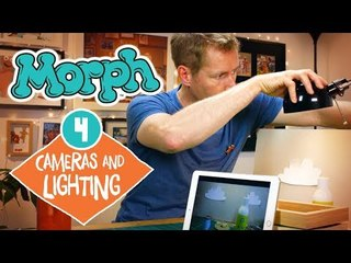 4. CAMERA & LIGHTING   MAKE YOUR OWN MOVIES WITH MERLIN