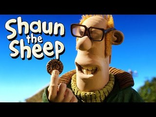 Prize Possession - Shaun the Sheep
