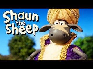 The Genie - Shaun the Sheep