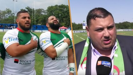 Reportage : la progression fulgurante du rugby algérien