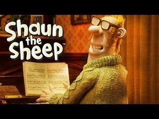 The Piano - Shaun the Sheep