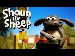 Men at Work - Shaun the Sheep