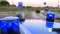 Bari: arrestato per estorsione il presunto reggente del clan Strisciuglio