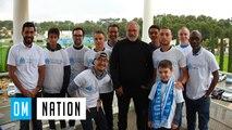 OM Nation Fan Club visit the RLD Centre