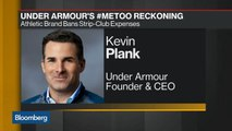 Under Armour's #MeToo Reckoning Leads to Strip-Club Expense Ban