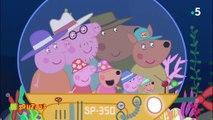 Peppa Pig - La Grande Barriere de corail (saison 5)